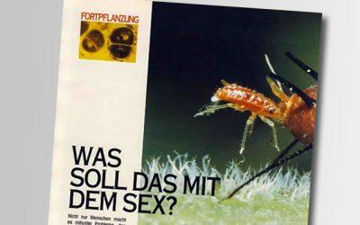 Was soll das mit dem Sex?