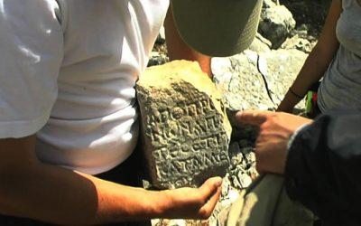 Oinoanda – die größte Inschrift der Welt