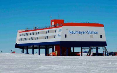 Antarktis – Ein Stück Deutschland im Eis